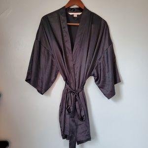 Victoria's secret silky robe